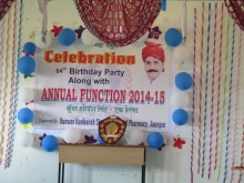 ANNUAL FUNCTION 2014-15